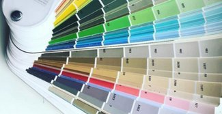 Choosing the right color is so important for your home decorating project.