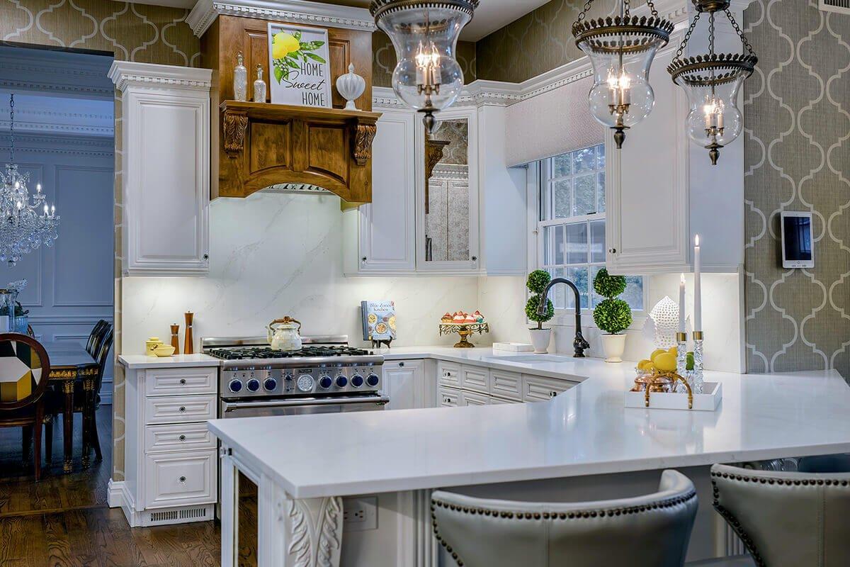 East Islip kitchen interior design