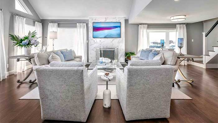 Seaside retreat home renovation